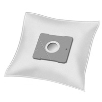 Мешки-пылесборники Topperr DW50, 4 шт. + 1 микрофильтр, синтетические