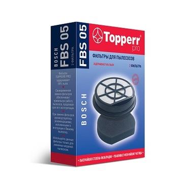 Набор моторных фильтров Topperr FBS05