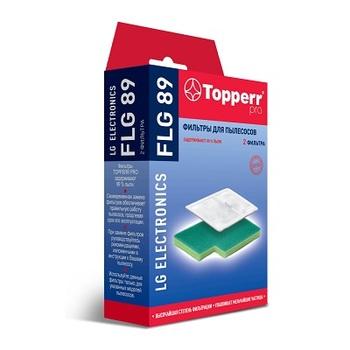 Комплект моторных фильтров Topperr FLG89