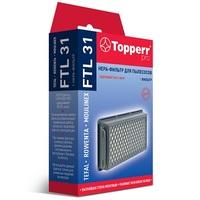 HEPA фильтр для пылесосов Topperr FTL31