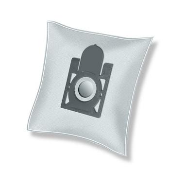 Мешки-пылесборники Topperr EO40, 4 шт. + 2 микрофильтра, синтетические