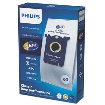 Мешки-пылесборники Philips FC8021, 4шт, синтетические