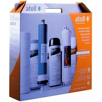 Полный набор картриджей Atoll 101