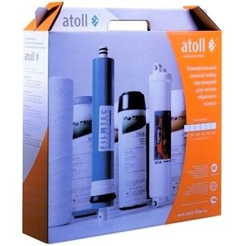 Полный набор картриджей Atoll 107m